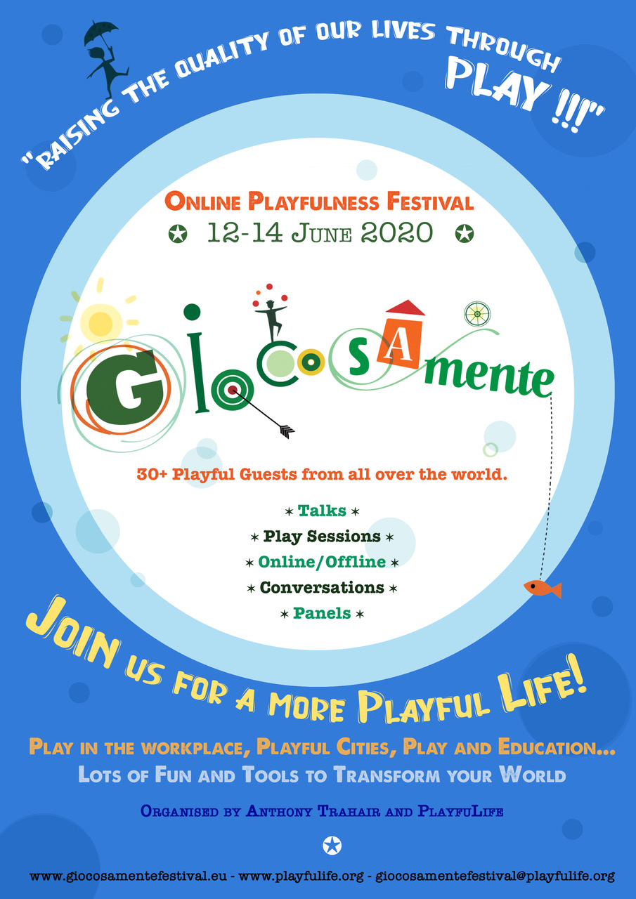 Giocosamente Festival Online Edition 2020 Afterthoughts