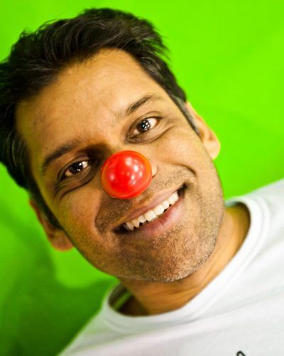 red nose - Danny Singh